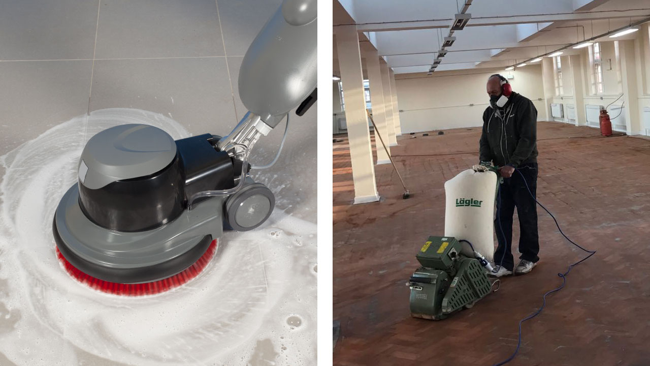 Specialist cleaning services emergency cleaning services for Floor cleaning services