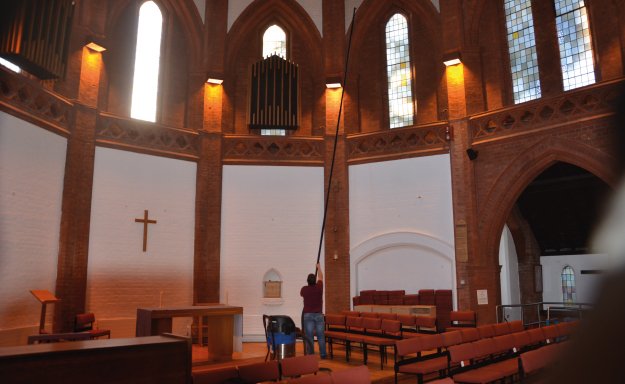 Church Cleaning Services : News for this month services sr