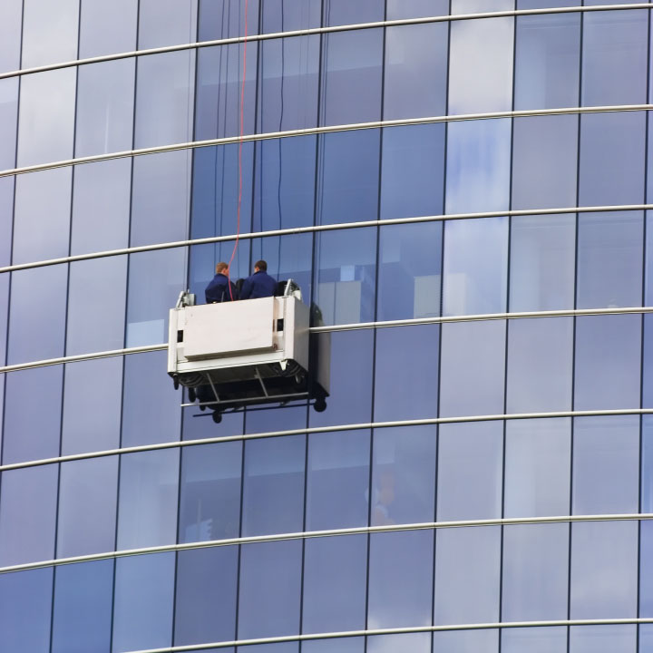 Rosca Professional Window Cleaning High Level High