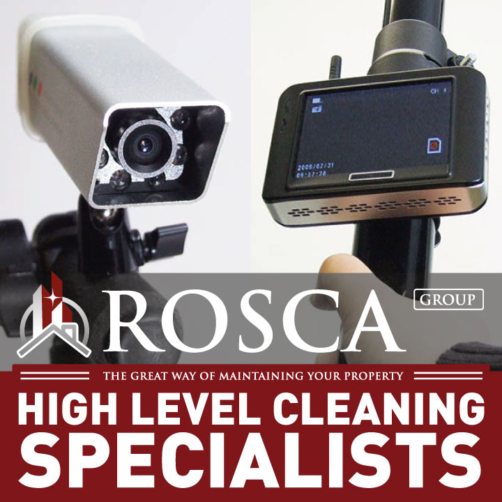 Professional High Level Cleaning, Rosca Group